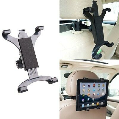 Premium Car Back Seat Headrest Holder Mount Stand For 7-10 Inch Tablet/GPS/IPAD
