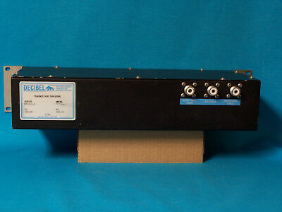 Decibel DB4056-C VHF High Band Duplexer for Repeater - 150 to 162 MHz
