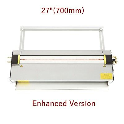 "US PRO 27"" Acrylic Plastic PVC Bending Machine Heater For Lightbox Showcase 220V"