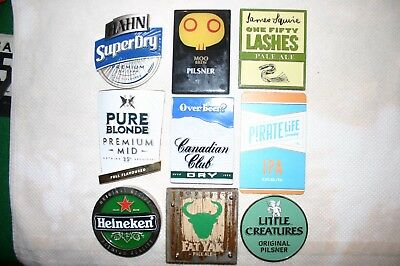 Beer Tap Top Decal