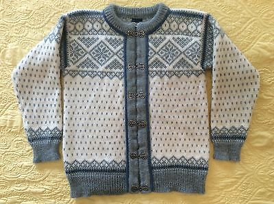 Dale of Norway Wool Sweater Women's Rare #8-25