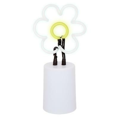 NEW Sunnylife Small Daisy Neon Light Lamp 23cm High