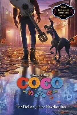 Coco : The Junior Novelization, Hardcover by Cervantes, Angela (ADP)