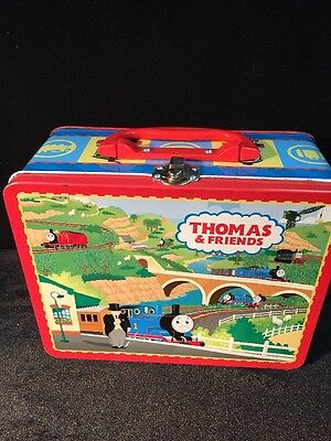 Thomas And Friends Metal Lunchbox 2005 Limited Edition By Schylling!!!