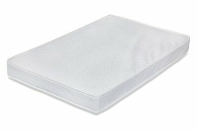 "LA Baby Waterproof Portable/Mini Crib Mattress 3"" - Made in USA with Triple L..."