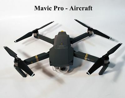 DJI Mavic Pro - Aircraft (Excludes Remote Controller and Battery Charger)
