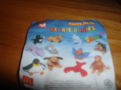 Ty Teenie Beanies Full Uk  Set   Of 12  Issued Mcdonalds  Mip