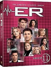 Er Complete Season 11 Collection As New 6 Dvd Boxset R4 Includes All 22 Episodes