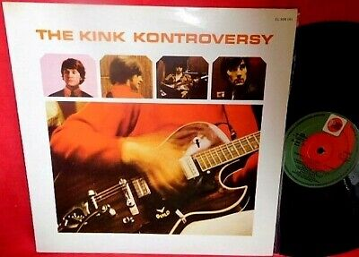 THE KINKS The Kink Kontroversy LP 1981 SPAIN MINT-