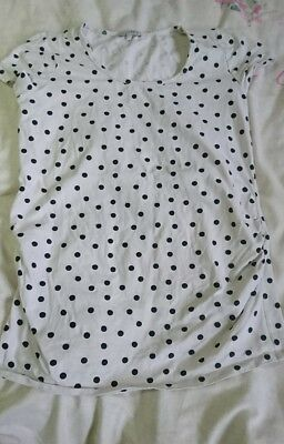 Small bundle of Maternity clothes size 12