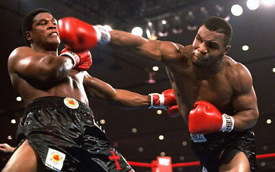 """008 Mike Tyson - Great Fighter Boxing Super Star Sport 22""""x14"""" Poster"""