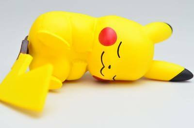 Pokemon Desktop PVC Good Night Friends Figure Sleeping Series ~ Pikachu @82220