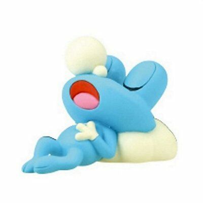 Pokemon Desktop PVC Good Night Friends Figure Sleeping Series ~ Froakie @81336