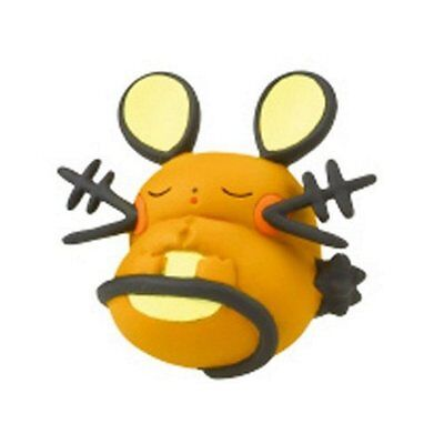 Pokemon Desktop PVC Good Night Friends Figure Sleeping Series ~ Dedenne @81336