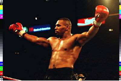 """031 Mike Tyson - Great Fighter Boxing Super Star Sport 35""""x24"""" Poster"""