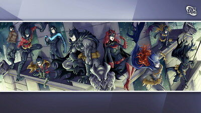"106 Batman - Hero USA Justice League Hot Movie 42""x24"" Poster"