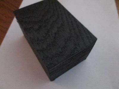 bog oak (morta, wood) blanks for pipes from 1270 to 5460 years