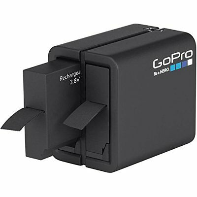Gopro Hero4 Dual Battery Charger + 1Pc Original Battery