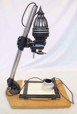Vintage Meopta Opemus 4x4 Photographic Enlarger #13181