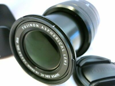 Fujifilm Fujinon XC 16-50mm f/3.5-5.6 Lens *X-M1, X-A1, X-E1, 2 digital camera