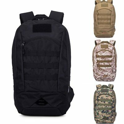 35L Men Tactical Outdoor Climbing Backpack Travel Camping Bag Military Backpack