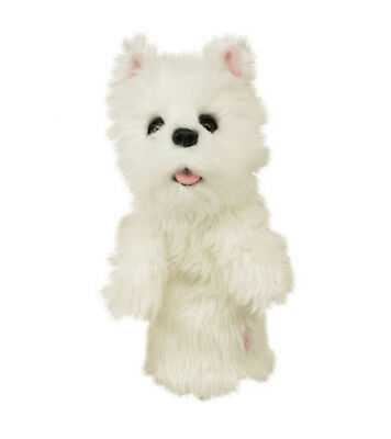 daphnes West Highland Terrier Golf Driver FUNDA