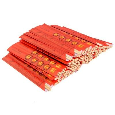 """Disposable Chinese Bamboo Chopsticks, 9"""" Long, Individually wrapped sticks"""