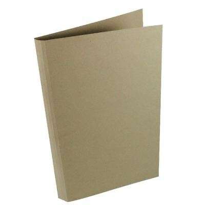 Guildhall Foolscap Buff Heavyweight Square Cut Folder Pack of 100 [JT44202]