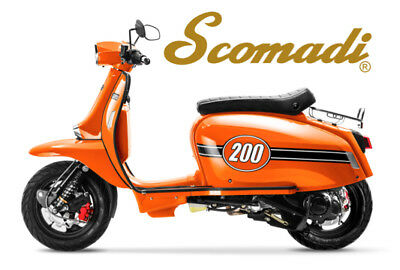 Scomadi Scooter Stores & Sole State dealership for Perth WA or QLD
