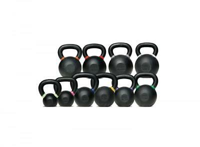 Kettlebell Pro Cross 28 Kg. TOORX Peso in Ghiria Russa Home Gym Fitness