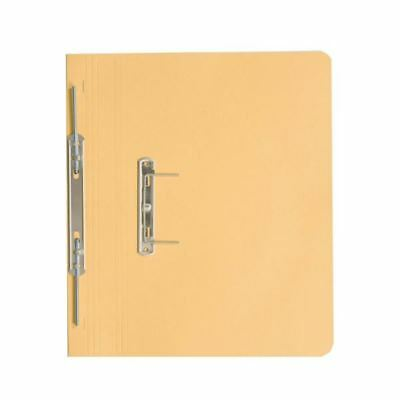 Guildhall Foolscap Yellow Transfer File Pack of 25 346-YLWZ [JT22209]
