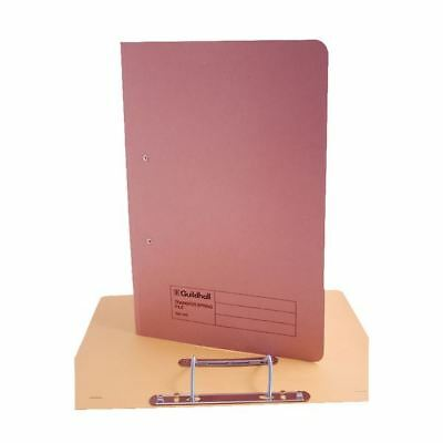 Guildhall Foolscap Pink Transfer File Pack of 25 346-PNKZ [JT22207]