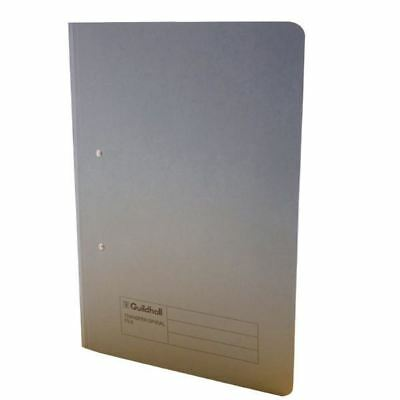 Guildhall Foolscap Grey Transfer File Pack of 25 346-GRYZ [JT22205]