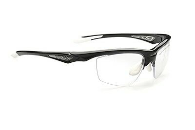 Rudy Project Stratofly Black Gestell Brille Frame + Direct Clip