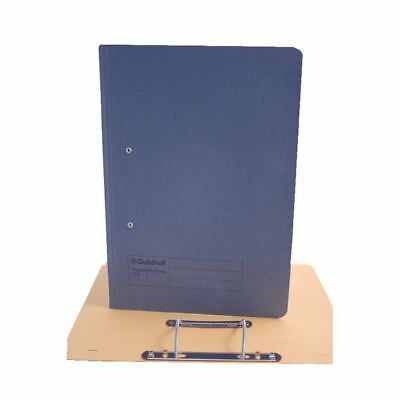 Guildhall Foolscap Blue Transfer File Pack of 25 346-BLUZ [JT22203]