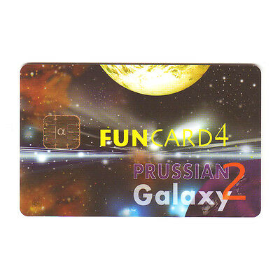 GALAXY 2 SMART CARD AT90S8515A & 24C256 EEPROM, NEW Blank