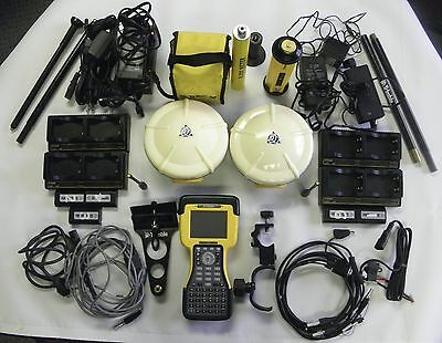 Trimble R8 Base & Rover Set with Trimble TSC2 Data Collector *Complete Package*