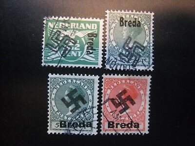 stamps Holland