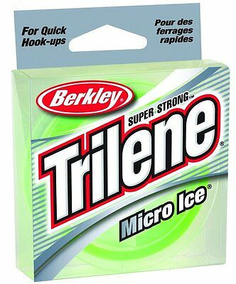 Pure Fishing MIPS6-81 Trilene Micro Ice- Choose SZ/Color.
