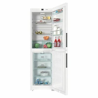 Miele KFN 29042 D Fridge Freezer, A++, 60cm Wide, White - J 3775418