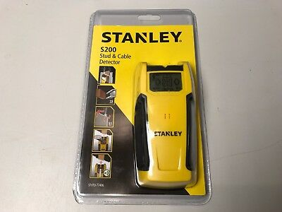 Stanley STHT0-77406 Stud Finder S200 Sensor Finder Detector (OLD76582)
