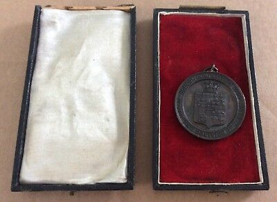Vintage Dominion Of Canada School Competion 1900's Medal
