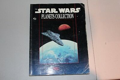 The Star Wars Planets Collection Book