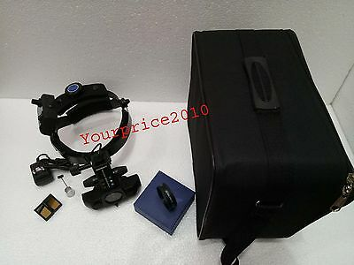 High Quality Eye Indirect  Ophthalmoscope With Accessories & 20 D Lens Optometry