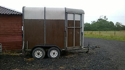 Ifor Williams  HB505 Horse ,Pony Double Horse Box ,Trailer