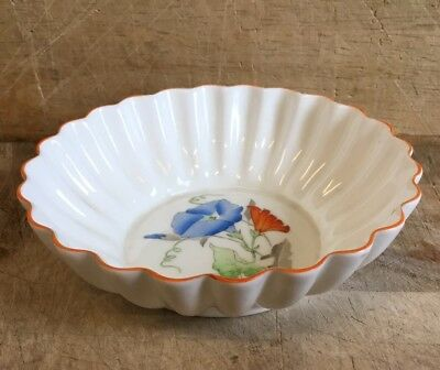 Vontage 1930s Shelley Bonbon Trinket Dish Bowl 1925 - 1945 Backstamp Deco Design