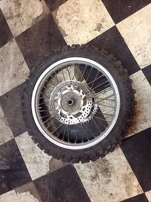 Yamaha Yz 250 426 450f 1999-2011 Rear Wheel Rim Tire Rotor Brake 6042901D