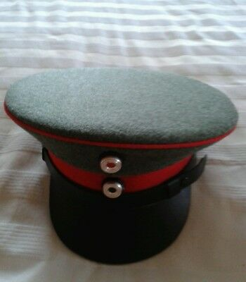 WW1 Reproduction German Officer Cap