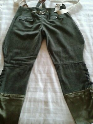 WW1/WW2 Reproduction German Officer Breeches