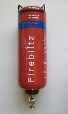 Automatic Fire Extinguisher. 2KG Dry Powder.